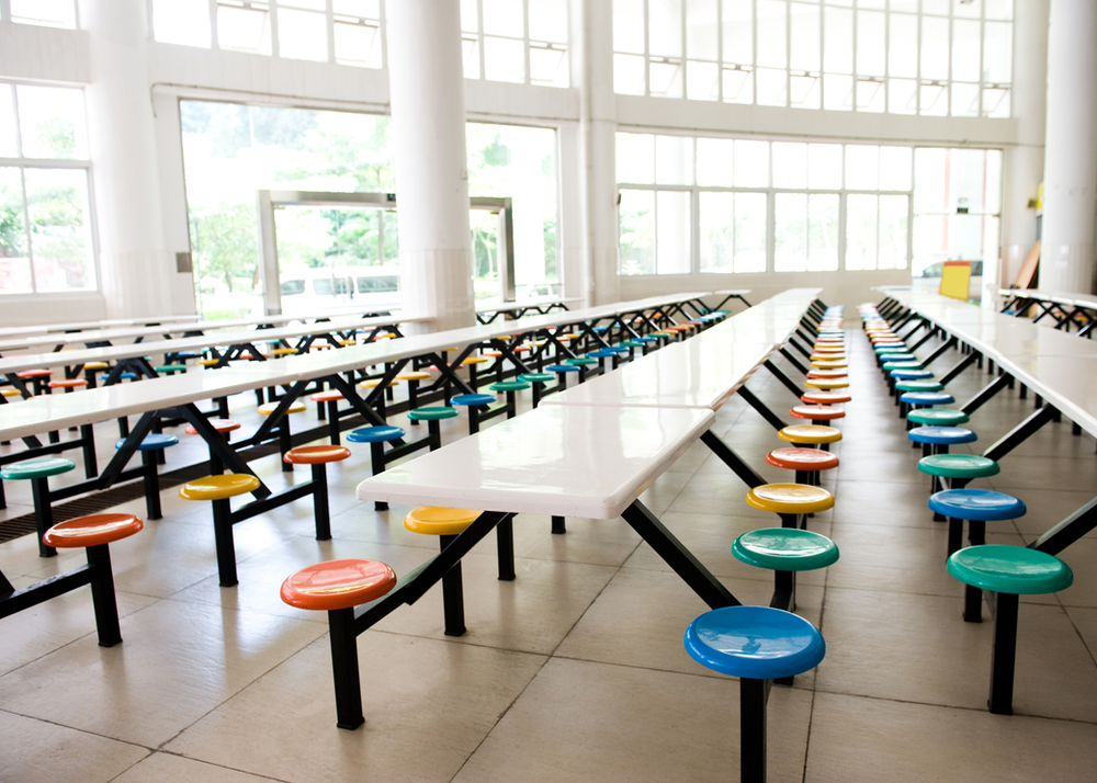 Safer Canteens & Retail At Schools