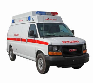 GMC Savana Ambulance
