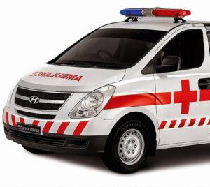 Ambulance Hyundai