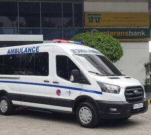 Food Transit Ambulance